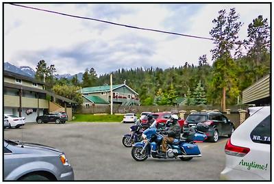 Best Western, Jasper National Park, Alberta, Canada - 2015.