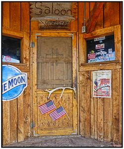 Ten Sleep, Wyoming, USA - 2015.