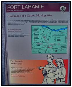 Fort Laramie National Historic Site, Wyoming, USA - 2015.