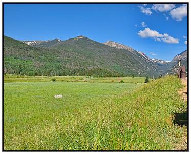 Rocky Mountain National Park, Colorado, USA - 2015.