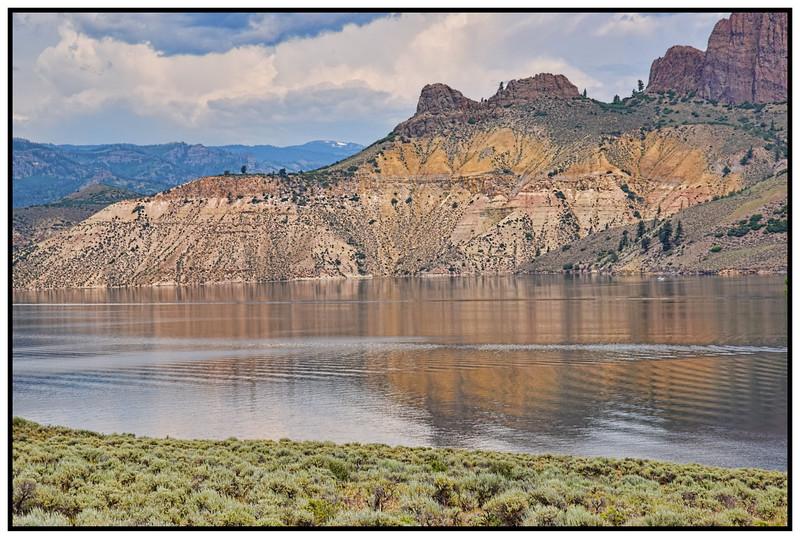 Blue Mesa Reservoir, Colorado, USA - 2015.