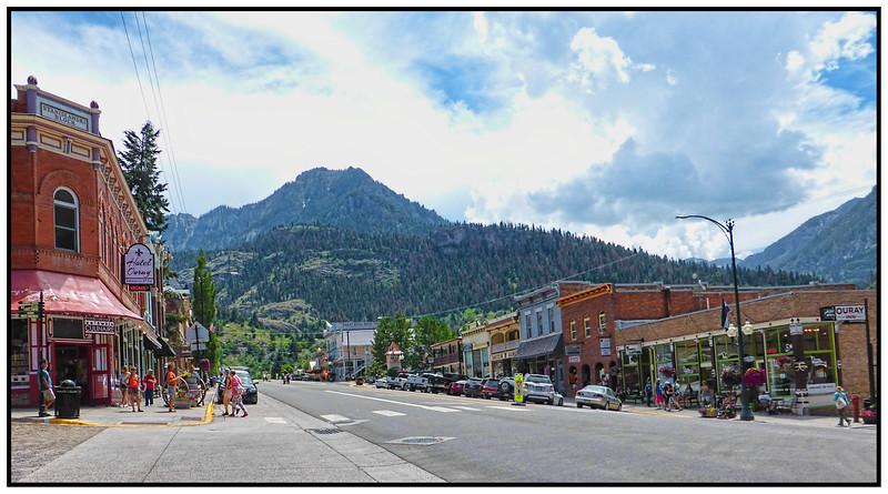 Ouray, Colorado, USA - 2015.