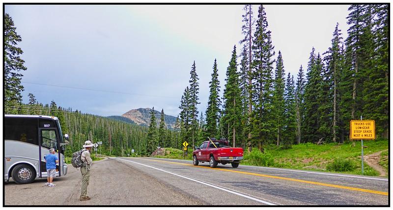 Coalbank Pass, Colorado, USA - 2015.