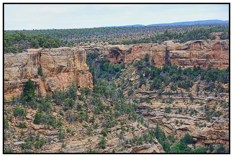 Mesa Verde National Park, Colorado, USA - 2015.