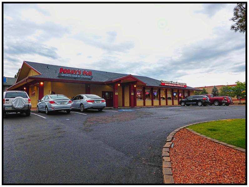 Porky's Pub, Flagstaff, Arizona, USA - 2015.