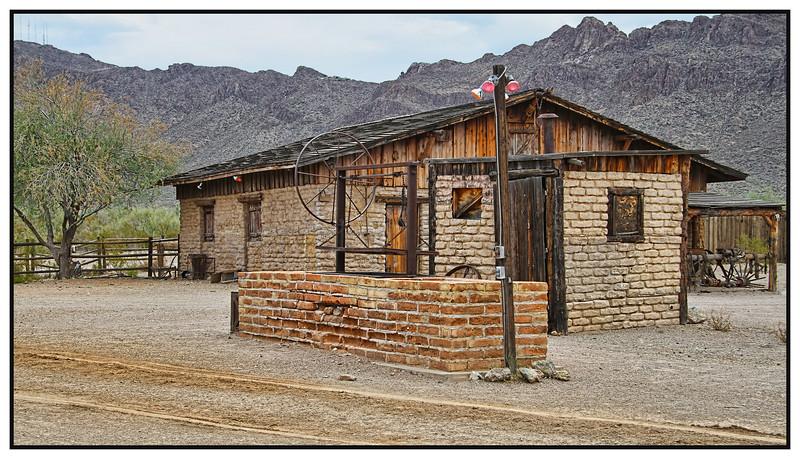 Old Tucson Studios, Arizona, USA - 2015.