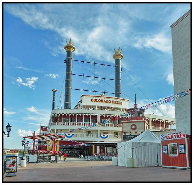 Laughlin, Nevada, USA - 2015.
