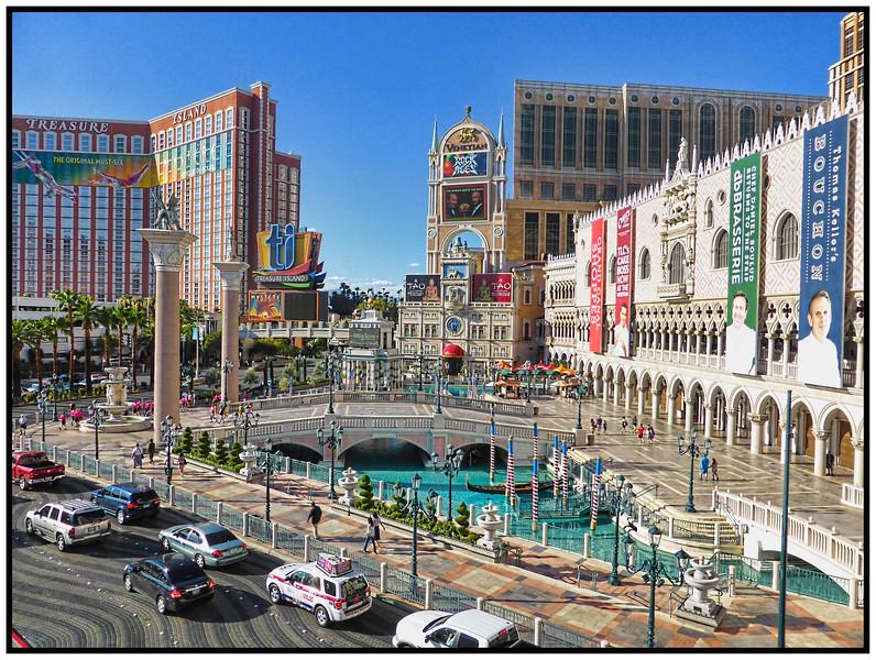 The Venetian, Las Vegas, Nevada, USA - 2015.