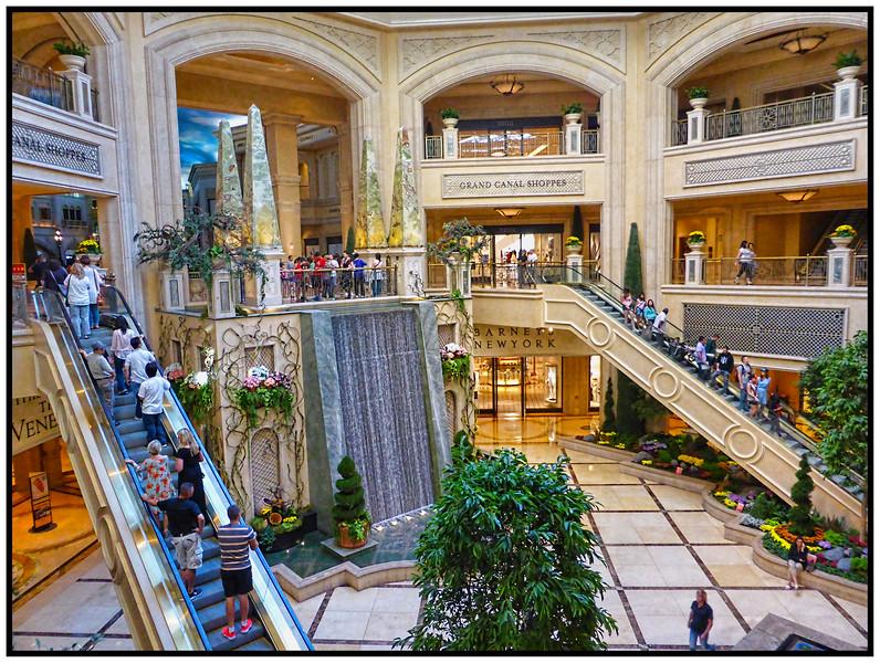 The Palazzo, Las Vegas, Nevada, USA - 2015.