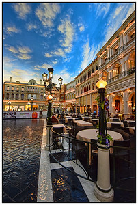 The Venetian, Las Vegas, Nevada, USA - 2015.