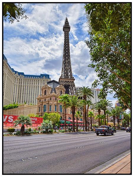 Paris, Las Vegas, Nevada, USA - 2015.
