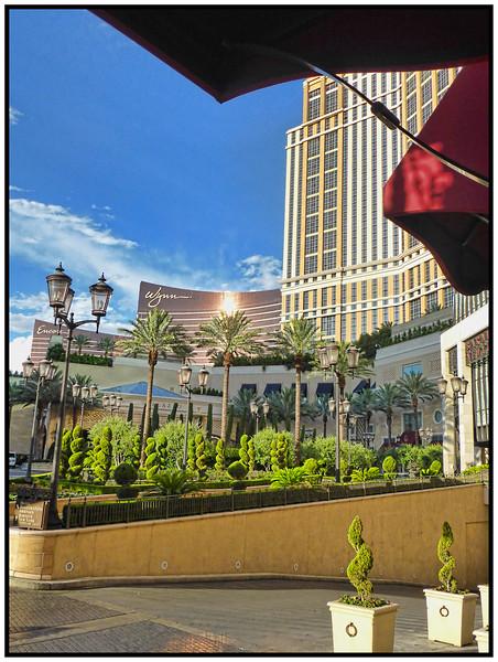 Wynn, Las Vegas, Nevada, USA - 2015.