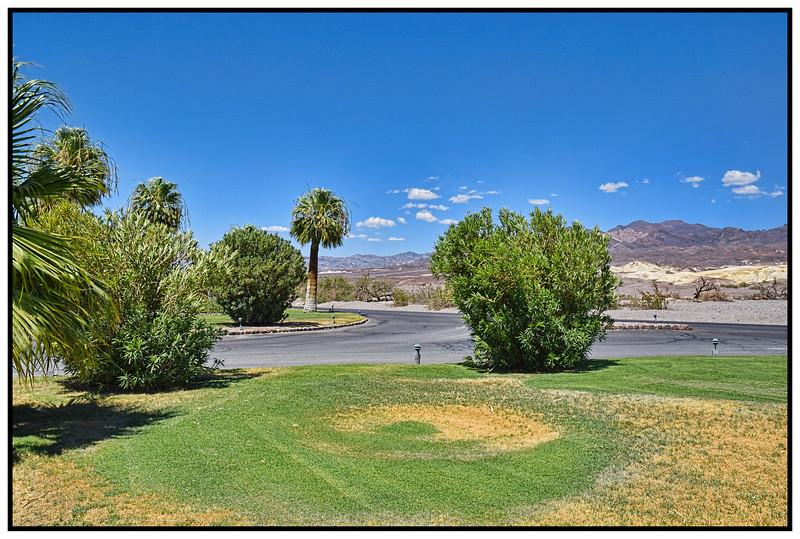 Furnace Creek Ranch, Death Valley National Park, California, USA - 2015.