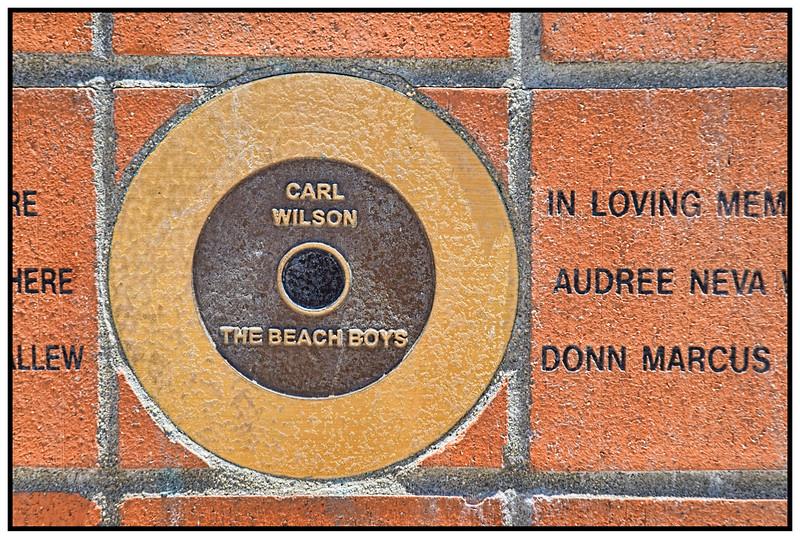The Beach Boys Historic Landmark, Hawthorne, California, USA - 2015.
