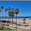 Manhattan Beach, California, USA - 2015.