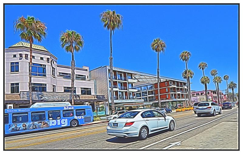 Santa Monica, California, USA - 2015