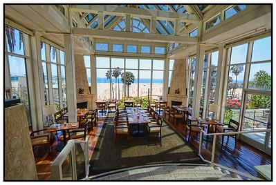 Loews Beach Hotel, Santa Monica, California, USA - 2015.