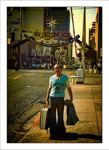 Reno, Nevada, USA - 1977.