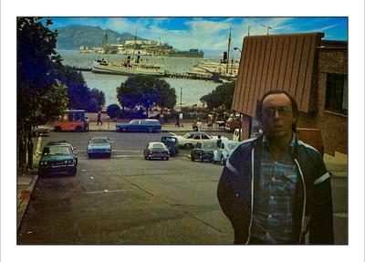 San Francisco, California, USA - 1977.