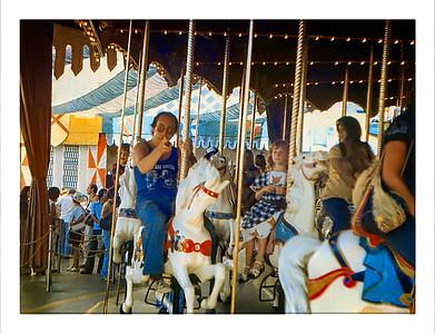 Disneyland, Magic Kingdom, Anaheim, California, USA - 1977.