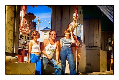 Las Vegas, Nevada, USA - 1977.