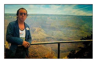 Grand Canyon National Park, Arizona, USA - 1977.