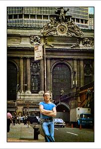 New York City, New York, USA - 1978.
