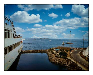 Long Beach, California, USA - 1984.