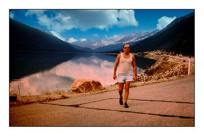 British Columbia,  Canada, - 1986.