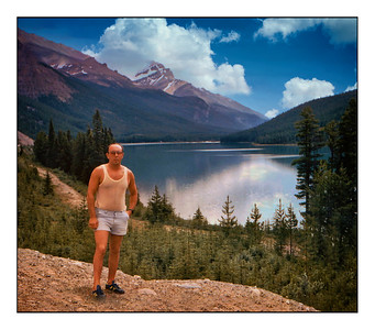 Alberta, Canada - 1986.