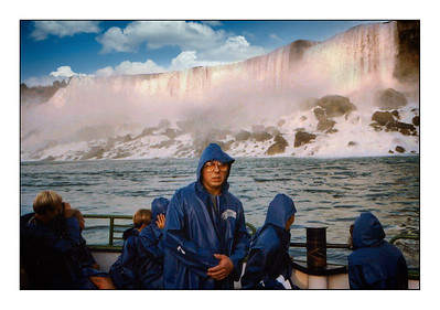 Niagara Falls, New York, USA - 1988.