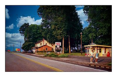 Gettysburg, Pennsylvania, USA - 1988.