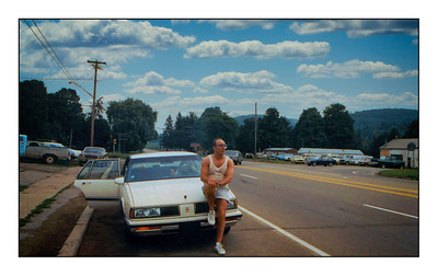 Pennsylvania, USA - 1988.