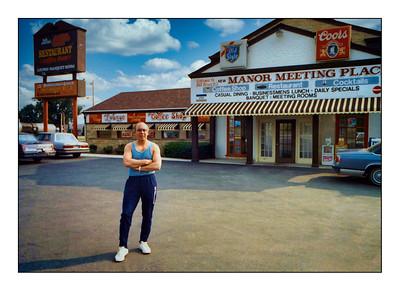 St Louis, Missouri, USA - 1990.