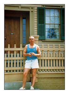 Springfield, Illinois, USA - 1990.