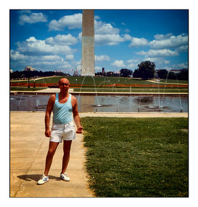 Washington DC, USA - 1992.