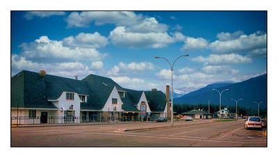 Jasper National Park, Alberta, Canada - 1994.
