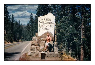 Lassen Volcanic National Park, California, USA - 1994.