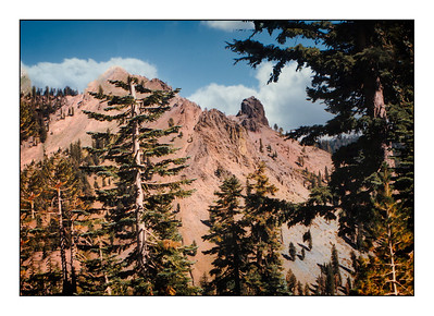 Lassen Volcanic National Park, California, USA - 1994.