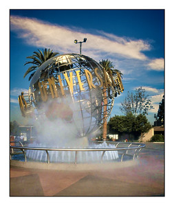 Universal Studios, California, USA - 1996.