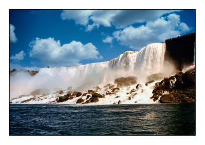 Niagara Falls, New York, USA - 1999.