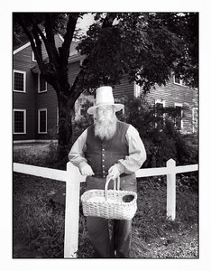 Old Sturbridge Village, Massachusetts, USA - 1999.