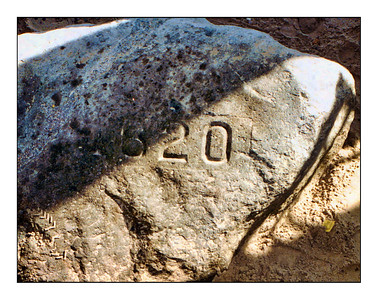 Plymouth Rock, Massachusetts, USA - 1999.