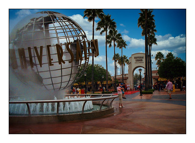 Universal Studios, Hollywood, California, USA - 2003.