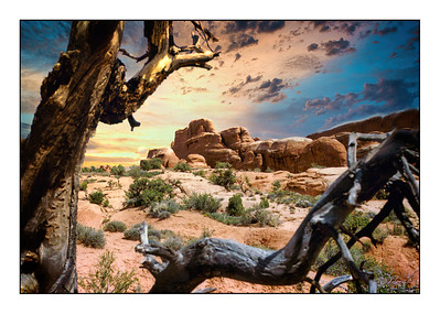 Arches National Park, Utah, USA - Over The Years.