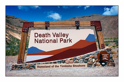 Death Valley National Park, California, USA - Over The Years.