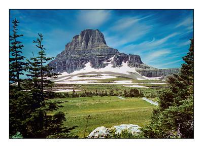 Glacier National Park, Montana, USA -  Over The Years.