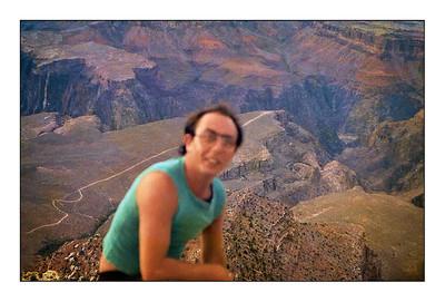 Grand Canyon National Park, Arizona, USA - Over The Years.