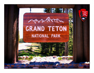 Grand Teton National Park, Wyoming, USA - Over The Years.