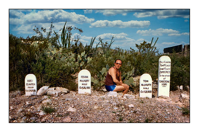Tombstone National Historic Landmark, Arizona, USA - Over The Years.